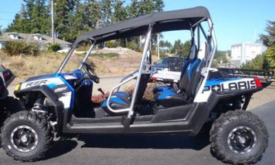 polaris rzr 800 4 seater for sale car interior design. Black Bedroom Furniture Sets. Home Design Ideas