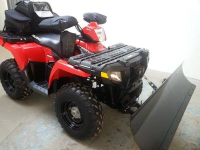 2010 Polaris Sportsman 800 4x4 (this photo is for example only; please contact seller for pics of the actual ATV for sale in this classified)