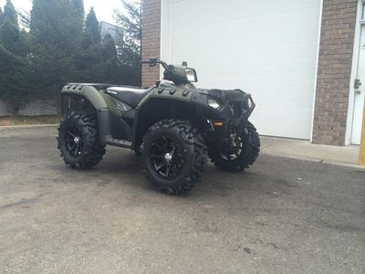 2010 POLARIS SPORTSMAN 850 XP