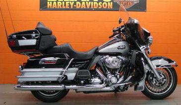 2010 Harley Davidson FLHTCU Electra Glide Ultra Classic