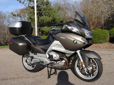 2011 BMW R1200RT (this photo is for example only; please contact seller for pics of the actual motorcycle  for sale in this classified)