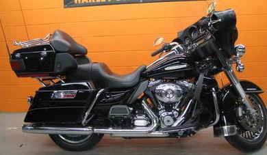 2011 Harley Davidson Electra Glide for Sale