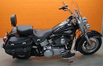 2011 Harley Davidson FLSTC Softail Heritage Softail Classic