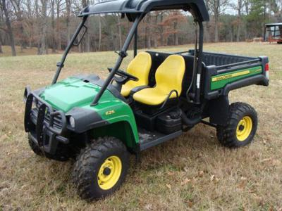 2011 John Deere 625i Gator for sale by owner in OK Oklahoma