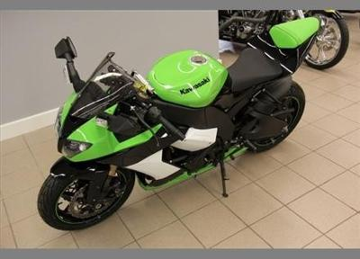 2011 Kawasaki Ninja ZX10r for Sale
