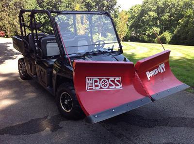 2011 Polaris Ranger Crew 800 EPS Limited