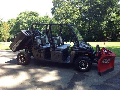 2011 Polaris Ranger Crew for Sale