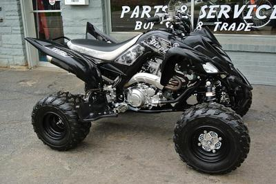 2011 Yamaha Raptor 700R