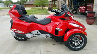 2012 Can Am Spyder in MINT Condition for Sale by owner 2012 Can-Am Spyder RTS