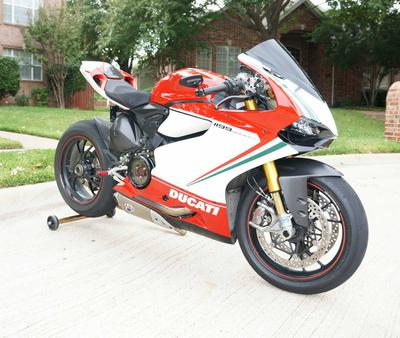2012 Ducati Panigale Tricolore S for Sale by owner in TX Texas