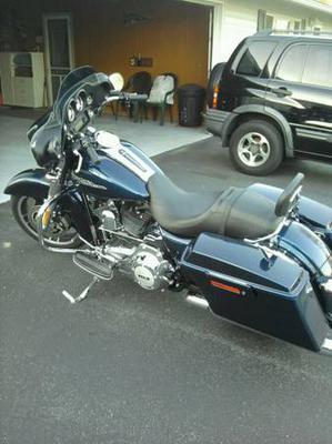 2012 Harley Davidson FLHX Street Glide for Sale