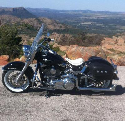 2012 Harley Davidson Softail Deluxe for Sale in OK Oklahoma by Owner