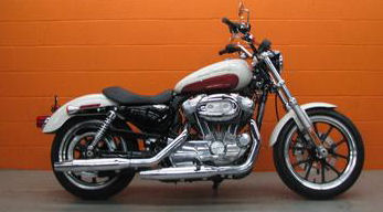 2012 Harley Davidson XL883L Superlow