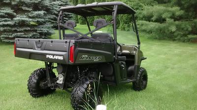 2012 Polaris Ranger 800 XP HO EFI