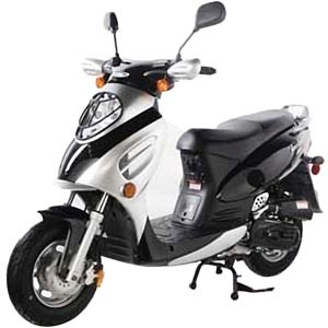 2012 Sunny 50cc Scooter