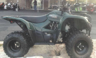 2012 Yamaha Grizzly 300 (this photo is for example only; please contact seller for pics of the actual Yamaha ATV for sale in this classified)