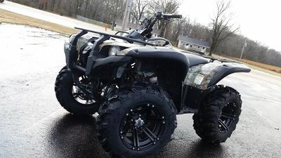 2012 Yamaha Grizzly 700 for Sale by owner