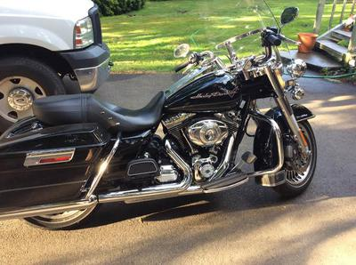 2013 Harley Davidson Road King Custom for Sale in North Bend WA Washington 98045