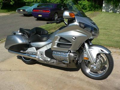 2013 Honda Goldwing Bagger for Sale by Owner
