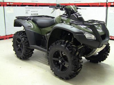 2013 HONDA RINCON 4X4 (this photo is for example only; please contact seller for pics of the actual quad ATV for sale in this classified)