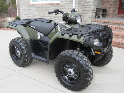 2013 Polaris Sportsman XP850 (this photo is for example only; please contact seller for pics of the actual quad ATV for sale in this classified)