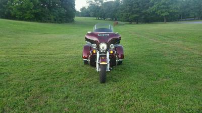 2014 Harley Davidson Classic Ultra Trike