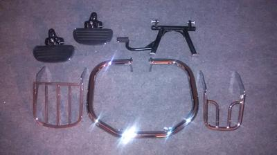 2014 Triumph America LT motorcycle parts for sale by owner in MD Maryland