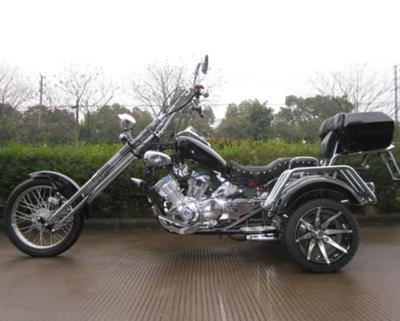 250cc Trike Chopper Style 3 Wheels Road Warrior Custom High-Performance Three Wheel Motorcycle (not the one for sale in the ad; example only)