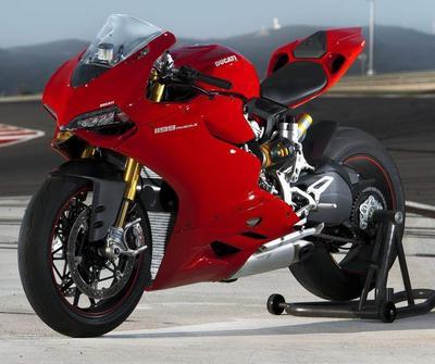 2012 Ducati 1199, Panigale superbike