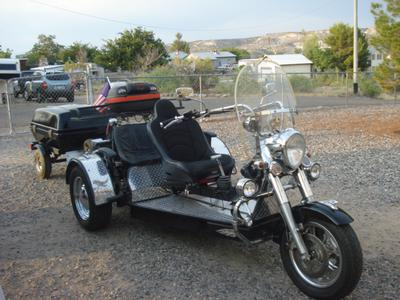 Arizona Custom Trike Motorcycle