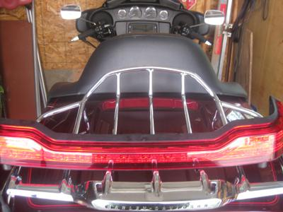 2015 Harley Dresser/Bagger/Trike used trunk Stop/Turn/Tail lamp for sale
