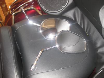2015 Harley Dresser/Bagger/Trike used Mirrors for sale
