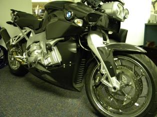 2006 BMW K 1200 R MOTORCYCLE