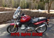 1995 bmw r1100r