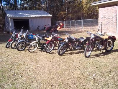Old Motorcycles for Sale for Sale by Owner