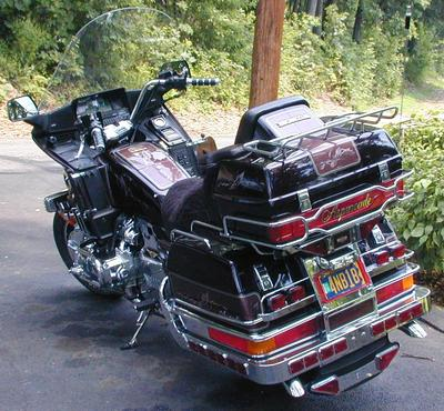 custom  goldwing aspencade  sale