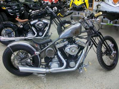 Metal Grinder Motorcycle Paint Job