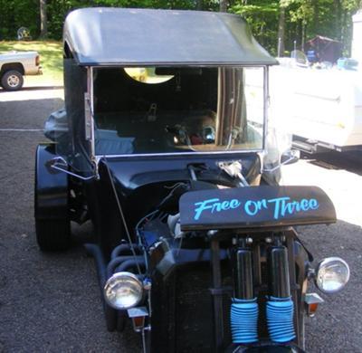 Custom 23 Bucket T TRIKE