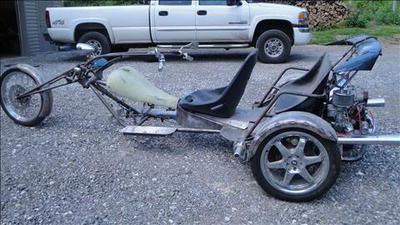 Custom VW Trike Project