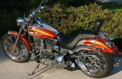 2004 Harley Davidson Softail FXSTDI