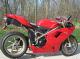 red 2009 Ducati Superbike 1198S 2009 Ducati 1198S 1198 1098 1098S 999