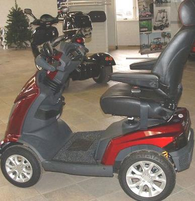 Electric EV Rider Mobility Scooter