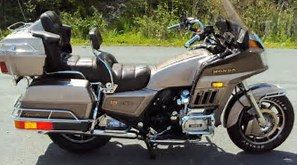 Restoration Goldwing 1200 Aspencade