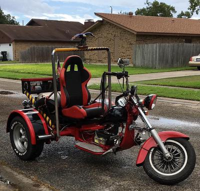 Hondas For Sale By Owner >> For Sale Custom VW Trike Motorcycle