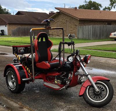 For Sale Custom VW Trike Motorcycle