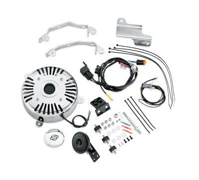 harley davidson engine cooling fan part no 91550 00b for sale. Black Bedroom Furniture Sets. Home Design Ideas