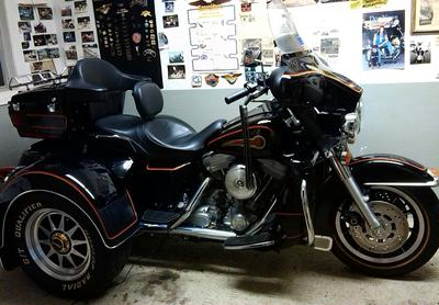 1996 Harley Davidson Classic  Lehman Trike Conversion for Sale by Owner