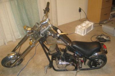 Harley Mini-Chopper