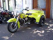 Harley Davidson servi car service car