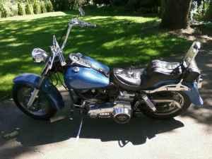 1975 Harley Davidson Shovelhead